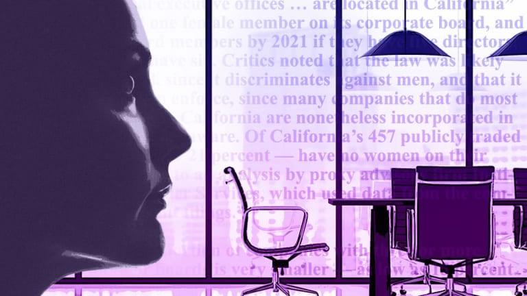 One Year Later: #MeToo Movement Enters the Boardroom