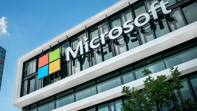 Microsoft Is Providing Massive Shareholder Returns