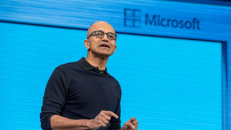Forget the FAANGs - Microsoft Is in Full-Blown Breakout Mode