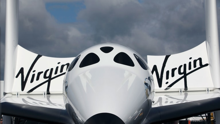 Boeing Invests $20 Million in Human Spaceflight Company Virgin Galactic