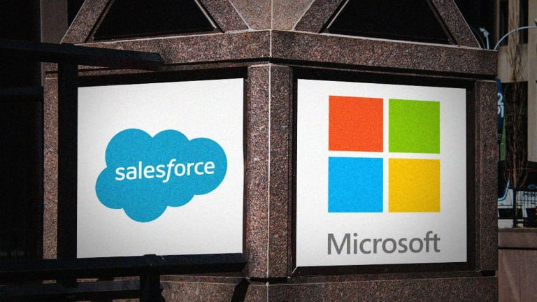 With Tableau Deal, Salesforce Encroaches Further Onto Microsoft's Turf