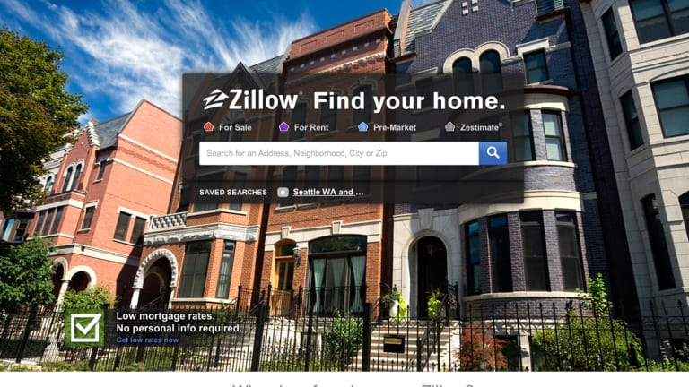 Zillow (ZG) CEO Explains Growth Strategy on CNBC