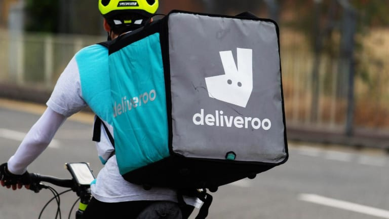 Amazon Investment in Deliveroo Halted Pending U.K. Investigation