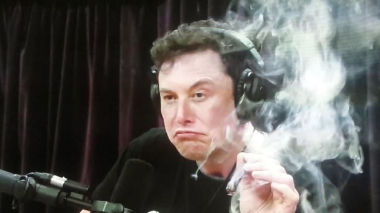 Tweet From Elon Musk's Account Calls SEC the 'Shortseller Enrichment Commission'