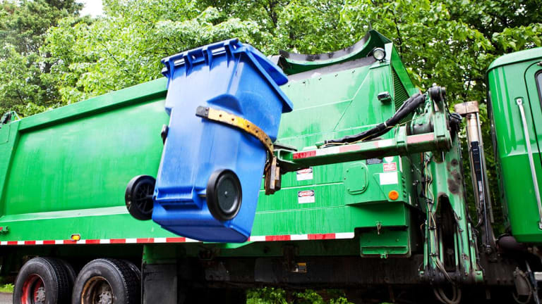 Waste Management Cleans Up Following Earnings Beat