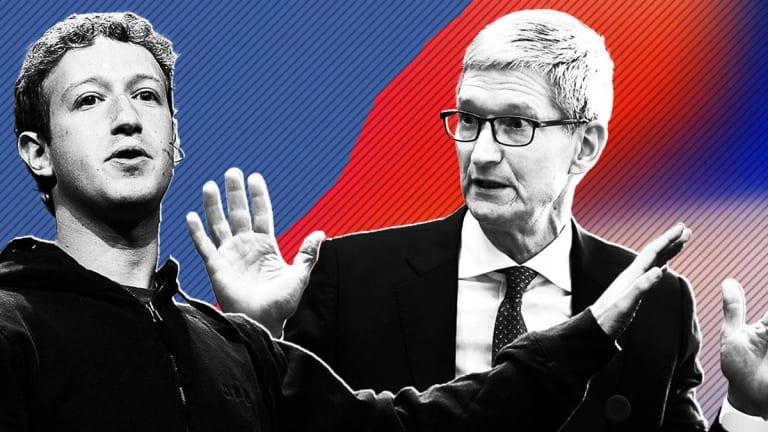 Apple-Facebook Clash Highlights a Battle of Business Models