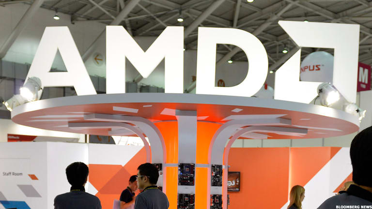 Advanced Micro Gains Momentum Into Upcoming Product Launches