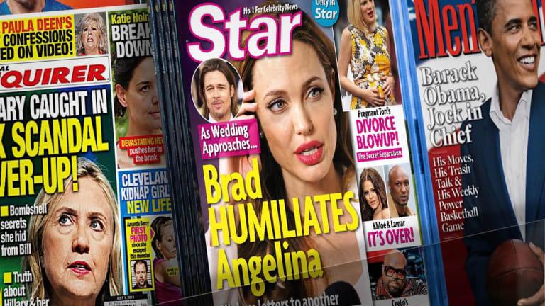National Enquirer Up for Sale