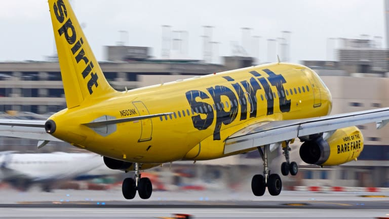Pilot Cancellations Take Bite Out of Spirit Airlines' Results