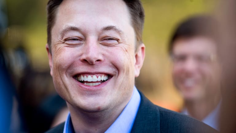 Tesla Just Got a Billionaire Ally -- At a Very Interesting Time