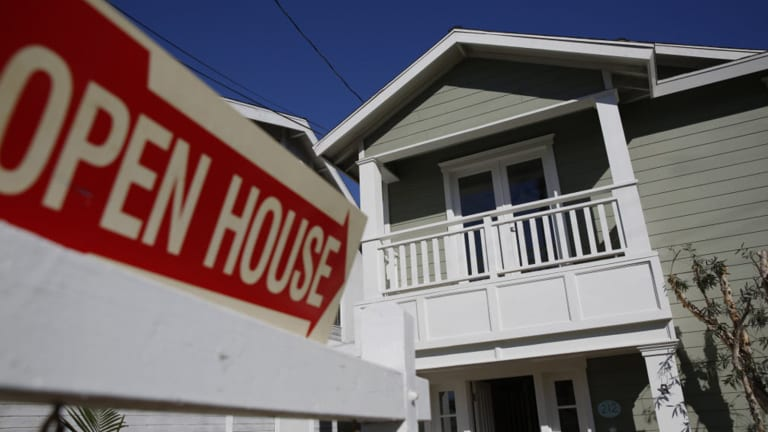 Housing Stocks Mixed After Economy Lost Jobs in September