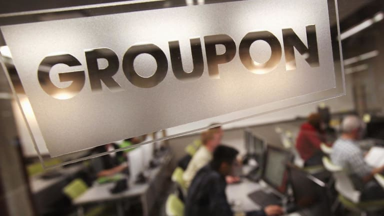 Why Is Groupon on Sale? Look No Further Than Facebook, Google and Amazon