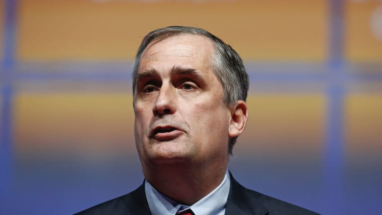 Intel CEO Brian Krzanich: We're Still Paranoid About the Competition