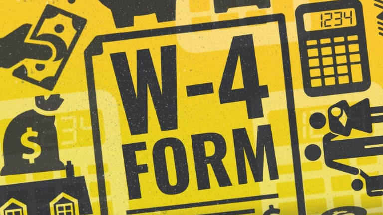 What Is a W-4 Form and How Do You Fill it Out?