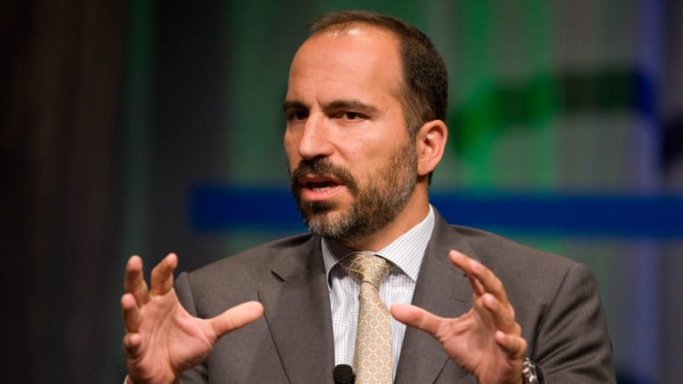 New Uber CEO Dara Khosrowshahi: We Plan to Go Public in 2019