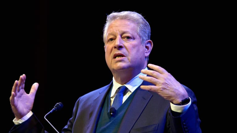 Al Gore: Technology Can Solve the Climate Crisis