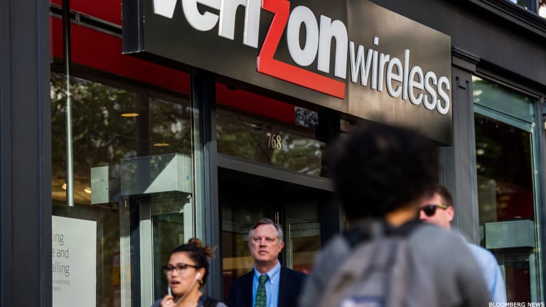 One Reason Why Verizon (VZ) Stock Is Higher Today