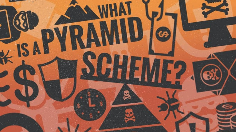 What Is a Pyramid Scheme and How Do They Work?