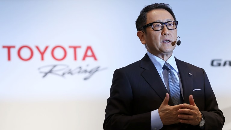 Toyota Loses Top Global Automaker Crown Amid Trump Pressures on Trade
