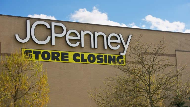 J.C. Penney's Bonds Painting a Grim Picture of 116-Year-Old Department Store