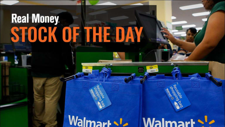 'It's Back': Walmart's Stock Surges After Great Quarter