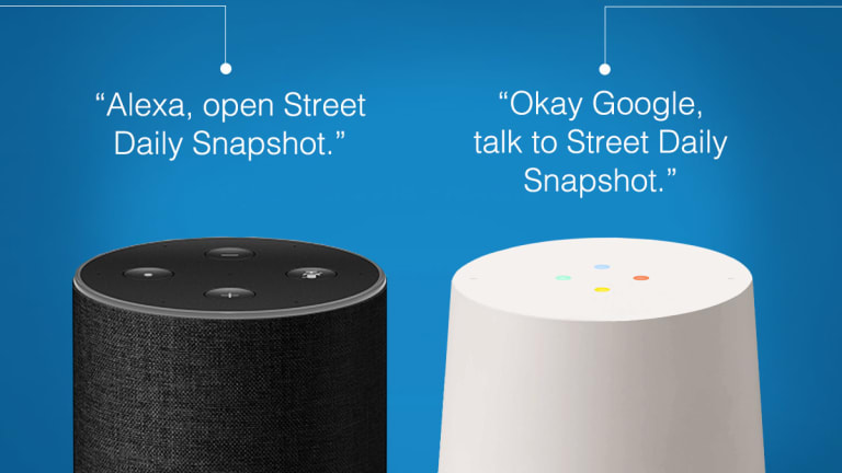 How to Find the Street Daily Snapshot on Your Smart Speaker Today