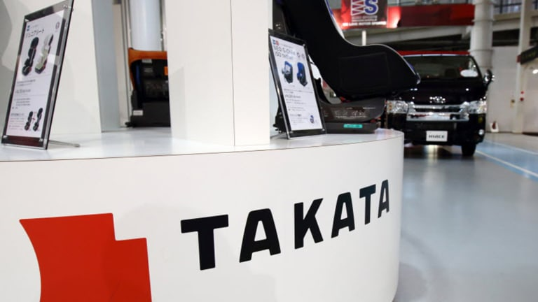 Takata Adds 3.3 Million Airbags to Largest Auto Recall in U.S. History