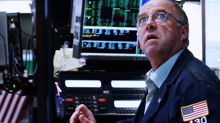Dow Closes Higher; Techs Slide