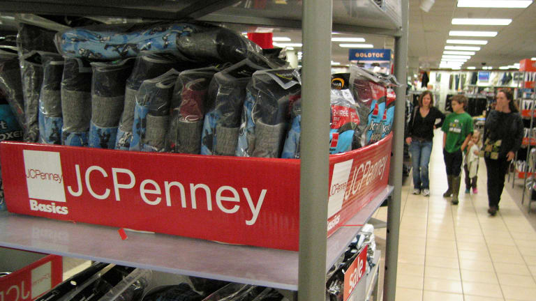 J.C. Penney Is on Its Deathbed, Says the Stock Market