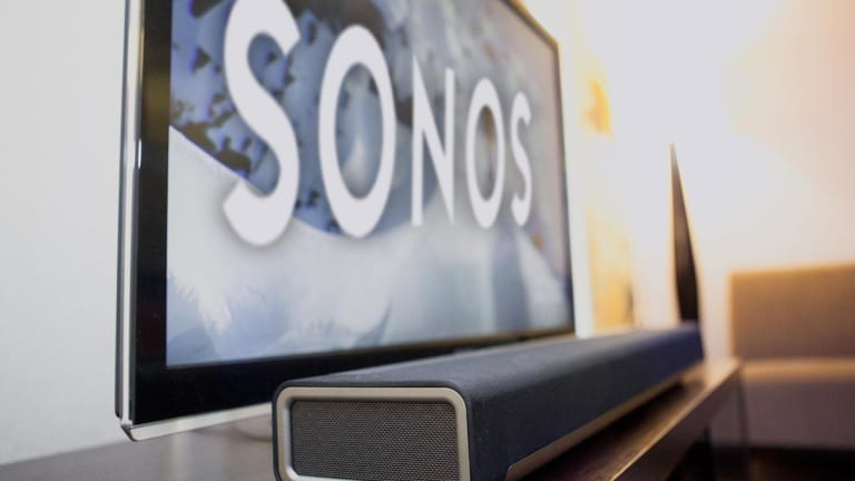 Sonos Shares Soar After IPO