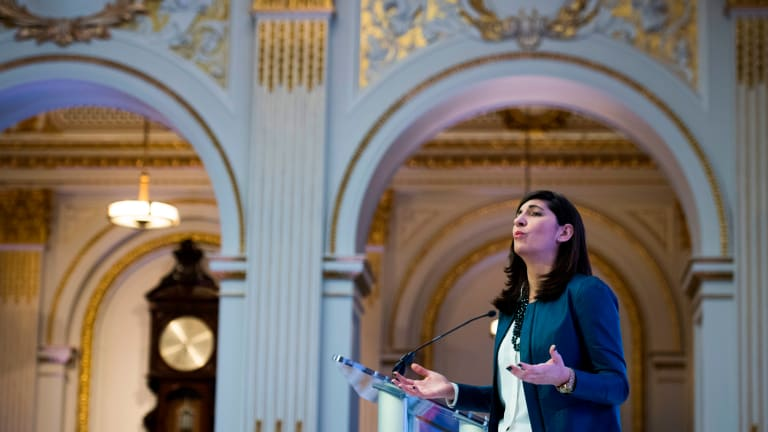 Get to Know Stacey Cunningham, the NYSE's First Female Chief in 226 Years