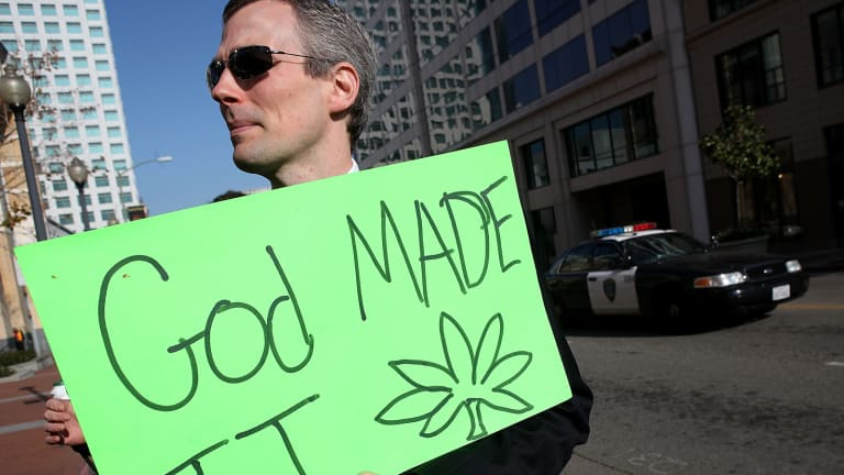 If We Got Boehner, We Can Get Anyone: Washington's Growing Role in Cannabis