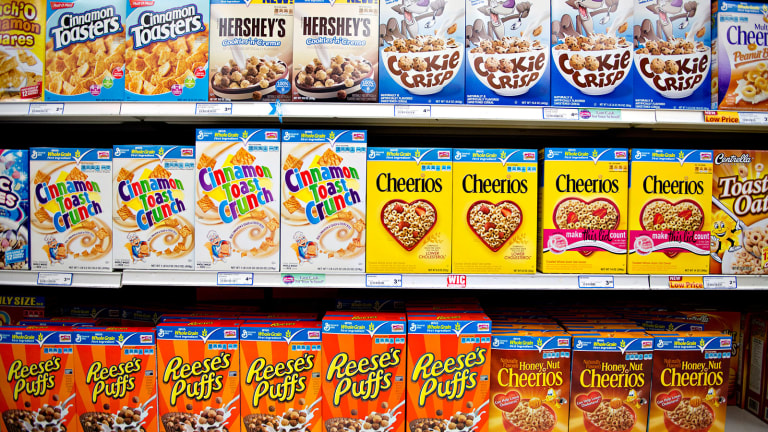 Cereal Leads General Mills to Sales Growth, Earnings Match Wall Street Estimates