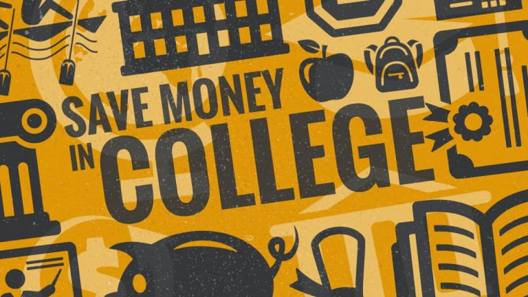 31 Ways to Save Money in College