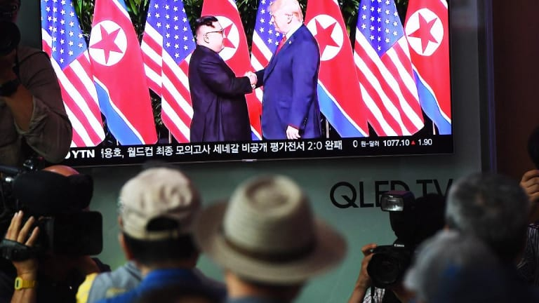 Why Trump's Meeting With North Korea's Kim Is Being Ignored by Markets