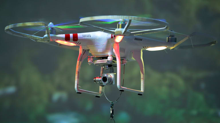 Jim Cramer -- Drones Will Drive Ambarella's Growth, Not GoPro