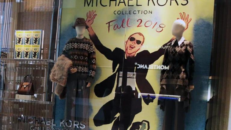Michael Kors Tumbles as Revenue Misses Expectations
