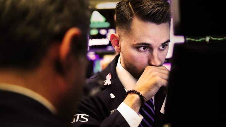 Stocks Slip on Saudi Tensions, Trade Woes; Sears Goes Bankrupt