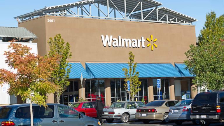 Walmart Shares Sank More Than 10% on Tuesday