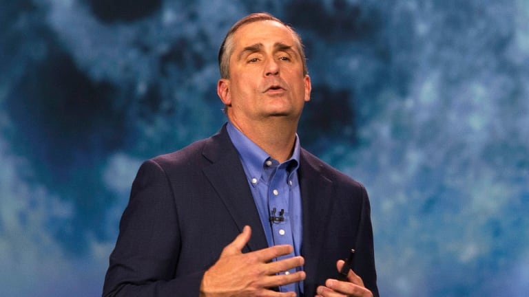 Intel's CEO Puts on a Real Show in CES Keynote Speech