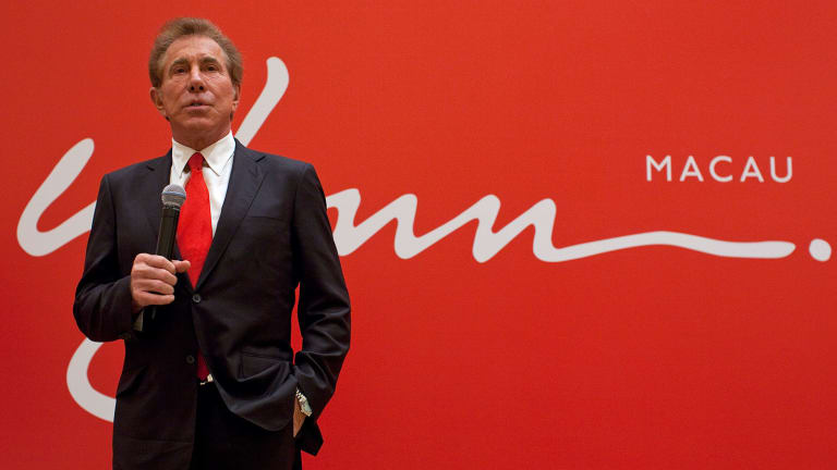 Steve Wynn Gives Up Control of Ex-Wife's Shares