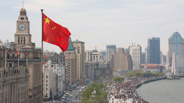 China's Rough Ride Puts Active Management in Focus