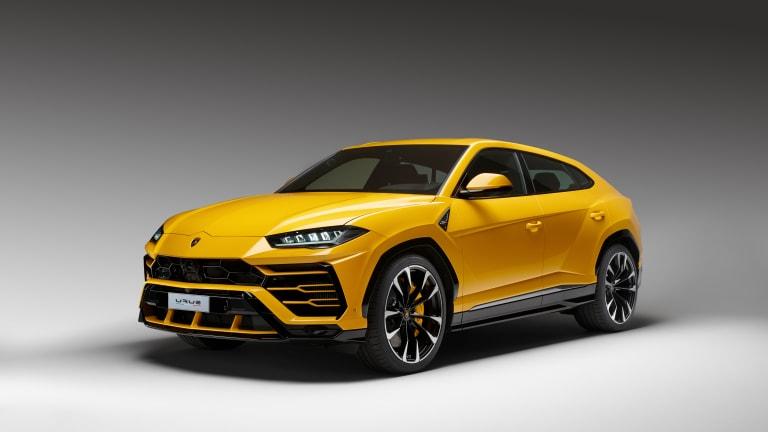 Lamborghini Revs Up Competition With Brand New Urus 'Super' SUV