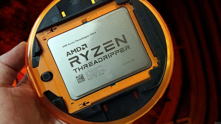 That Surge in AMD's Stock Price Isn't Over: Chart