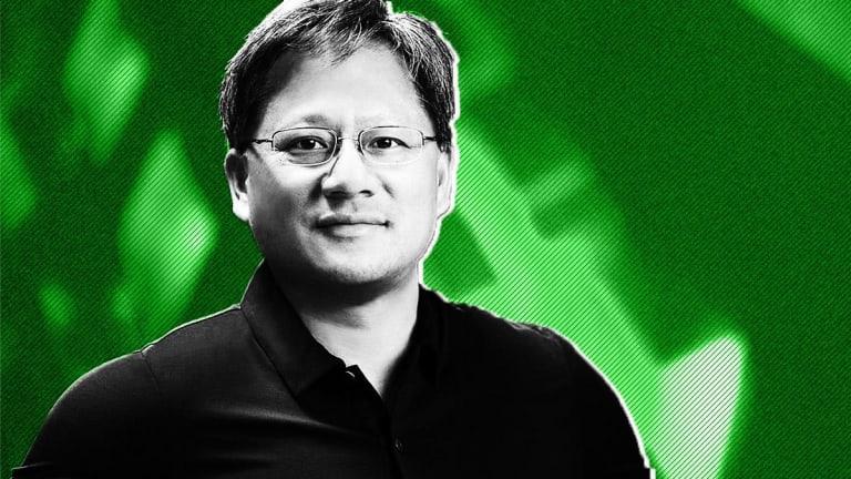 Nvidia Shares Rise as CEO Jensen Huang Gives Keynote at Gamescom 2018