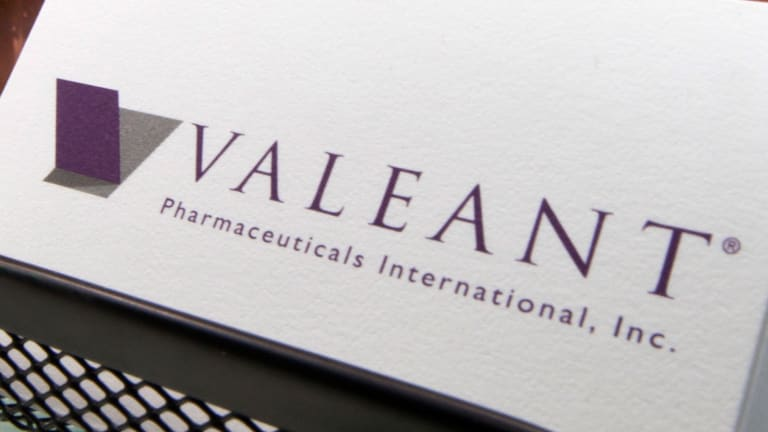 Valeant (VRX) Stock Up, Appoints Tyco's Eldessouky Corporate Controller