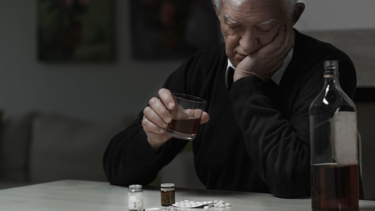 Retirement Gone Rogue: the Epidemic of Senior Citizen Drug and Alcohol Abuse