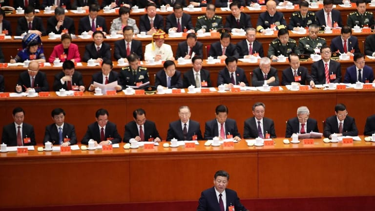 China's New Leaders Are No Threat to President Xi
