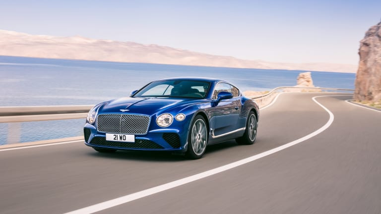 Bentley's CEO Shares 5 Amazing Insights About the Auto Industry