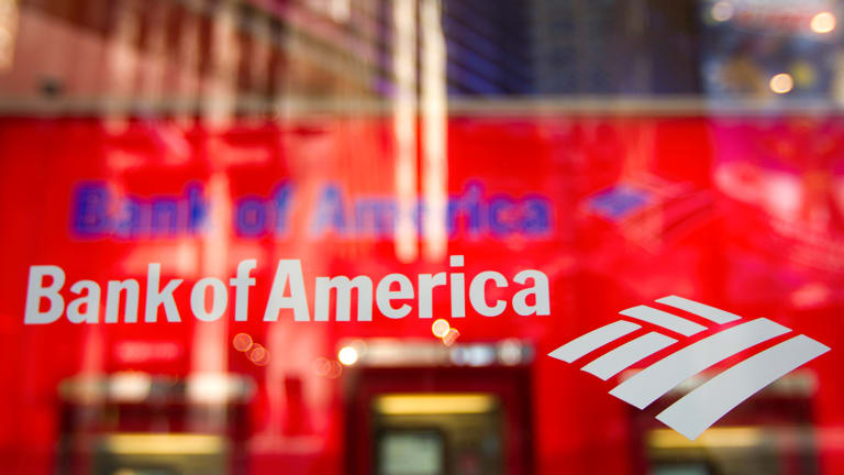 Bank of America Higher on Earnings Beat But Upside Is Limited